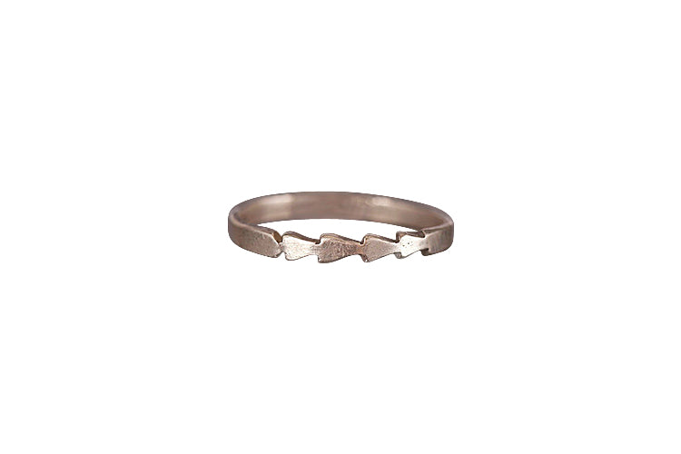The Tomahawk Ring (Silver)