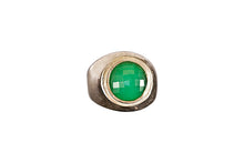 Load image into Gallery viewer, Stone Cold Green Ring