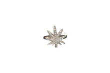 Load image into Gallery viewer, The MaryJane ring with diamonds