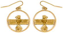 Load image into Gallery viewer, Quetzal Bird Earrings
