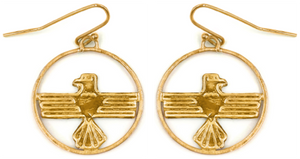 Quetzal Bird Earrings