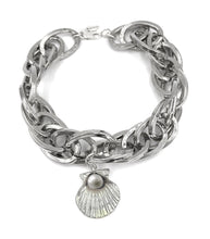 Load image into Gallery viewer, Chunky Shell Bracelet