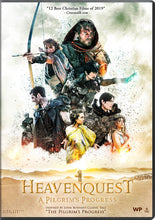 Load image into Gallery viewer, Heavenquest: A Pilgrim's Progress - DVD