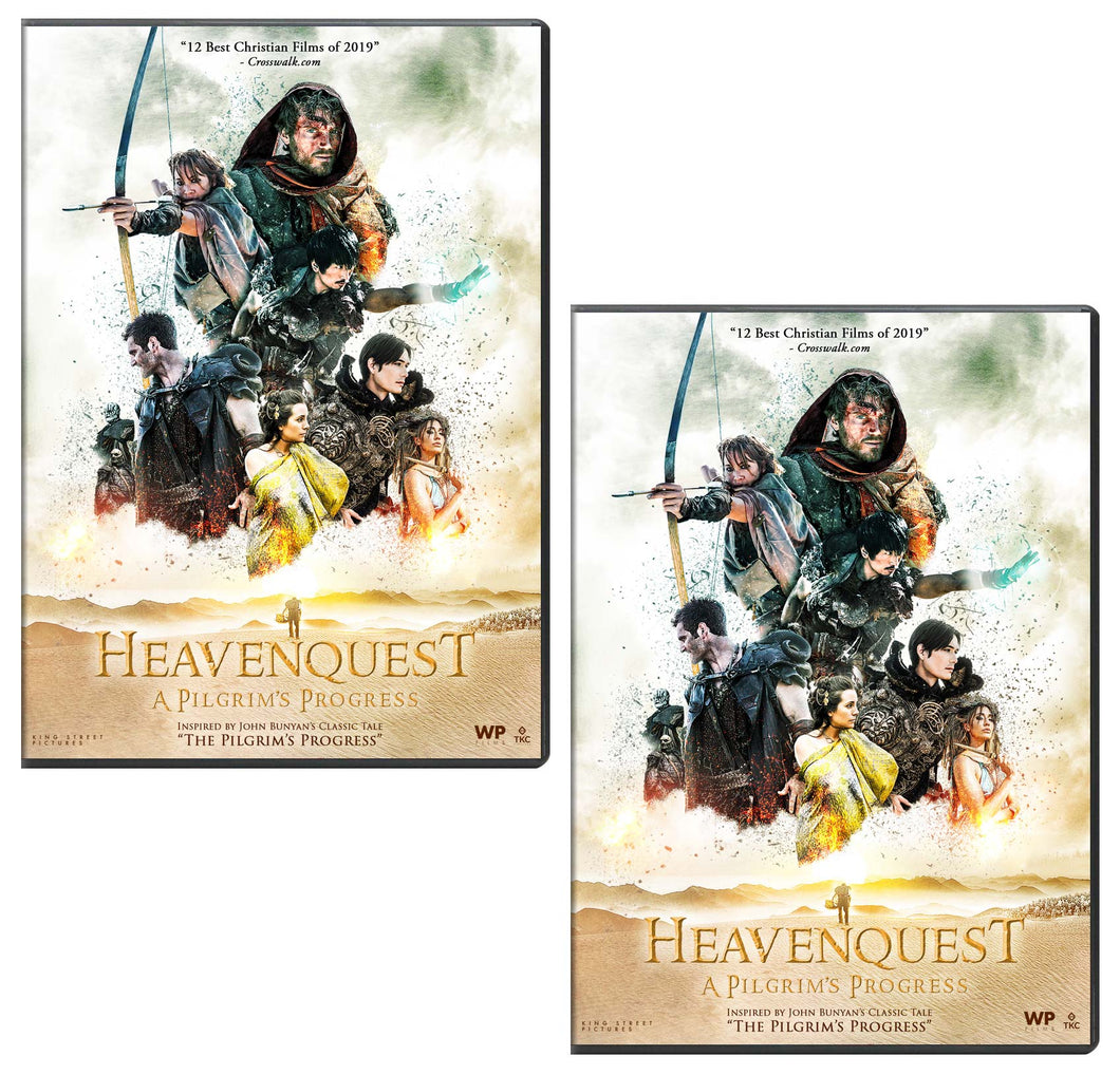 Heavenquest: A Pilgrim's Progress - DVD 2-Pack