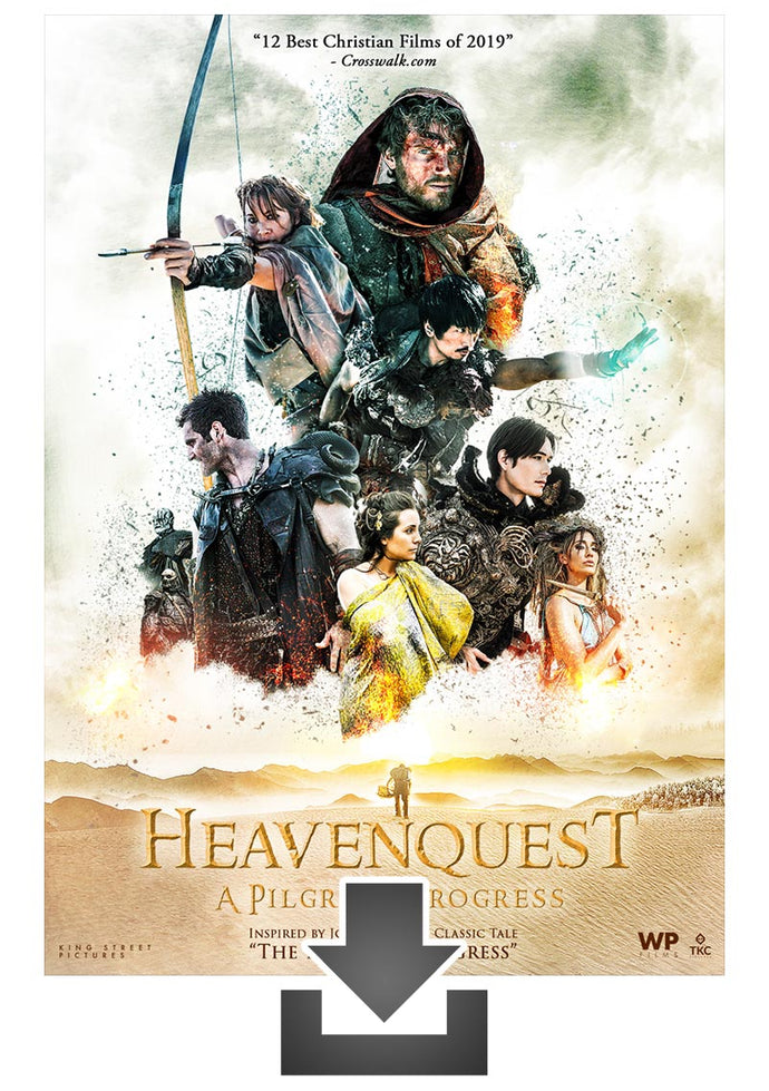Heavenquest: A Pilgrim's Progress - Digital Copy