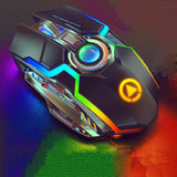 Colorful RGB Gaming Mouse