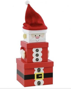 Santa Stacking Gift Box zoom