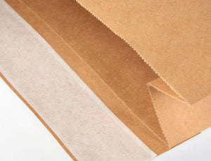 Paper Eco Mailing Bags, Pack of 10, 250x50x353 mm detail