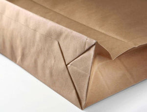 Paper Eco Mailing Bags, Pack of 10, 250x50x353 mm bottom