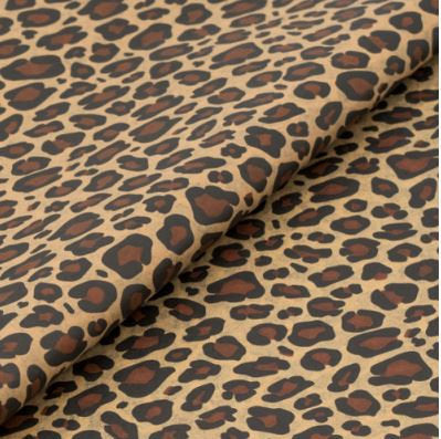 Luxury Leopard Print Tissue Paper 5 sheets