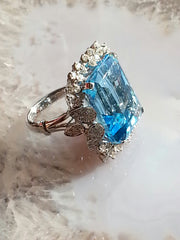 Ring Blue Nile