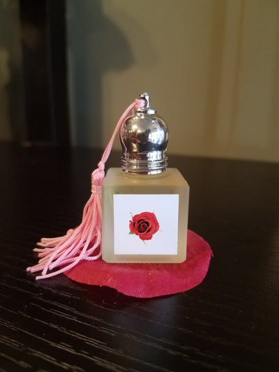Perfume Rose Attar Roll-On 9ml