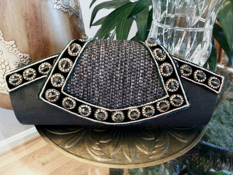 Clutch Rosary BLK