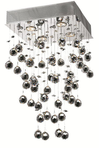 Chandelier Chrome Finish And Clear Crystal 010835-014 FP