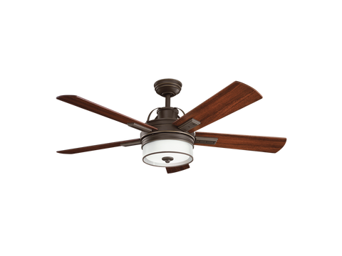 Ceiling Fans Bronze Finish  #04018-014