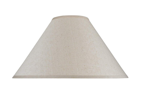 Lamp Shade Off White Linen 1218-19
