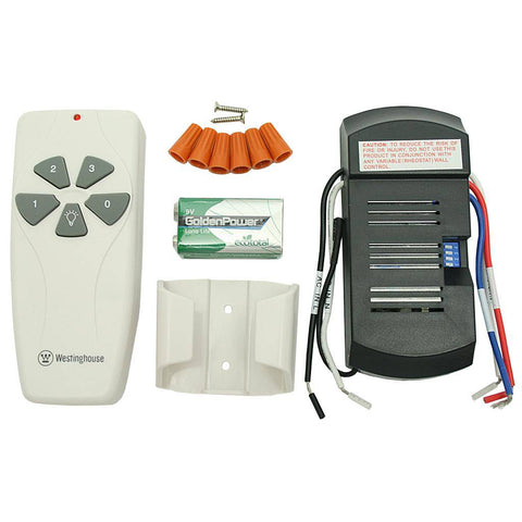 Ceiling Fan Remote Universal  WEST-77870-920
