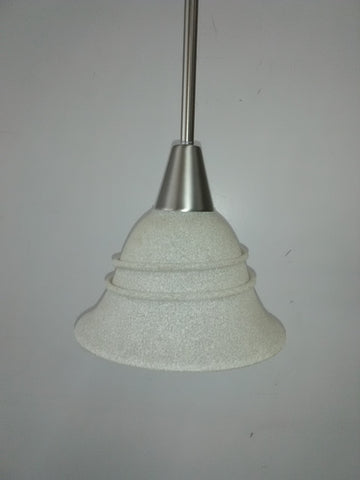 Mini Pendant Satin Nickel Finish And Scavo Glass 3218-JSH-46-Q