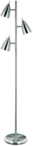 Floor Lamp  With Three Adjustable Bullets #60833-014