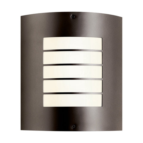 Outdoor Wall Light Bronze Finish 170931-670