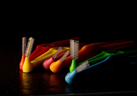 Interdental brushes for your oral hygiene