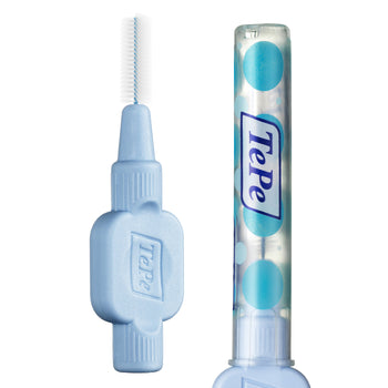 TePe Interdental Brushes  Extra Soft Blue - 0.6 mm