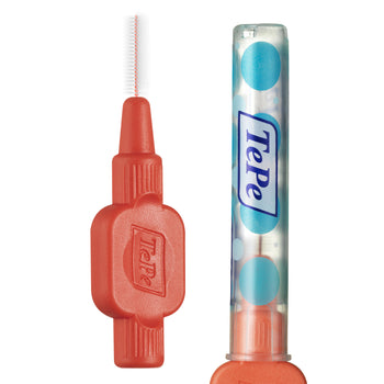 TePe Interdental Brushes  Extra Soft Red - 0.5 mm