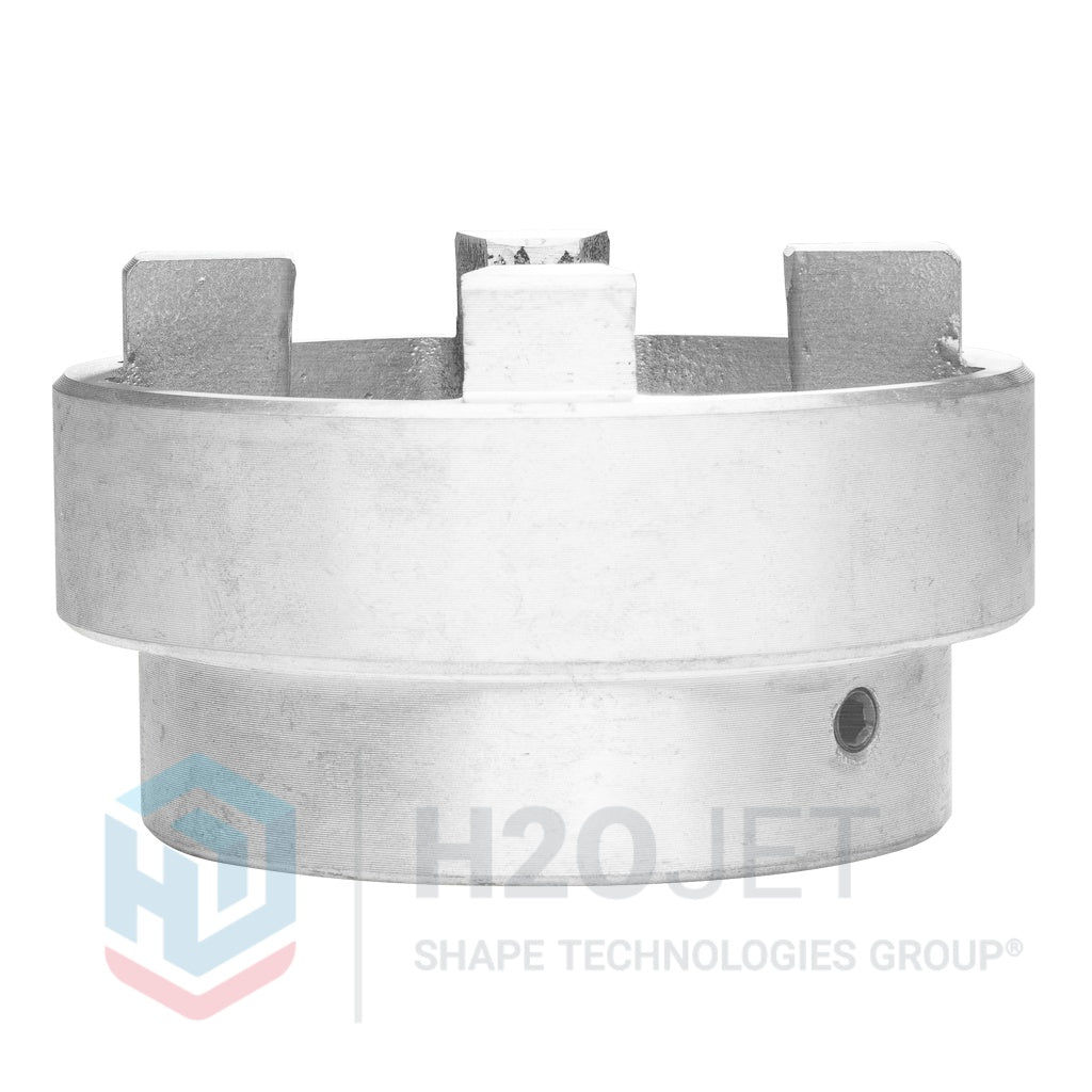 Coupling Hub, 2.375x.625 Keyway RC5 75HP Magnaloy