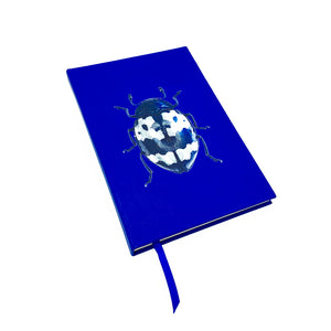 Libreta Softech Azul Lady Blue