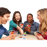 UNO Color & Number Matching Card Game for 2-10 Players