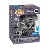 Steamboat Mickey - Art Series - 18 - Pop! Vinyl - Walmart Exclusive w/ Hard Case