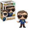 Burt Macklin - Parks and Recreation - 503 - Pop! Vinyl