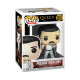 Freddie Mercury (Radio Ga-Ga) - Rocks: Queen - 183 - Pop! Vinyl