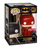 Metallic Red Batman - Batman - 144 - Pop! Vinyl - Target Exclusive