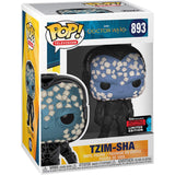 Tzim-Sha - Doctor Who - 893 - Pop! Vinyl - 2019 Fall Convention Exclusive