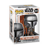 The Mandalorian (Final) - Star Wars: The Mandalorian - 345 - Pop! Vinyl