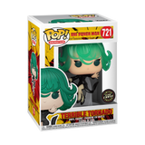 Terrible Tornado (Glows) - One Punch Man - 721 - Pop! Vinyl - Chase Edition