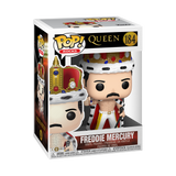 Freddie Mercury (King) - Queen - 184 - Pop! Vinyl