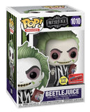 Beetlejuice (Glow) - Beetlejuice - 1010 - Pop! Vinyl - 2020 Fall Convention Exclusive