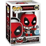 Deadpool as French Maid - Deadpool - 688 - Pop! Vinyl - Funko Shop Limited Edition