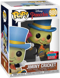 Jiminy Cricket - Disney Pinocchio - 980 - Pop! Vinyl - 2020 Fall Convention Exclusive