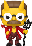 Devil Flanders (Glow) - The Simpsons Treehouse of Horror - 1029 - Pop! Vinyl - Amazon Exclusive