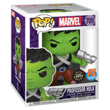 Professor Hulk (Glow in the Dark) 6 inch - Marvel - 705 - Pop! Vinyl - PX Previews Exclusive Chase
