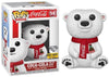 Coca-Cola Polar Bear (Diamond) - Ad Icons - 58 - Pop! Vinyl - Hot Topic Exclusive
