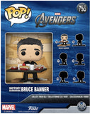 Bruce Banner (Victory Shawarma) - Avengers - 755 - Pop! Deluxe - Amazon Exclusive