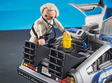 Playmobil - Delorean - Back to The Future - 70317