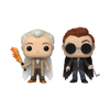 Aziraphale & Crowley - Good Omens - 2 Pack - Pop! Vinyl - Specialty Series
