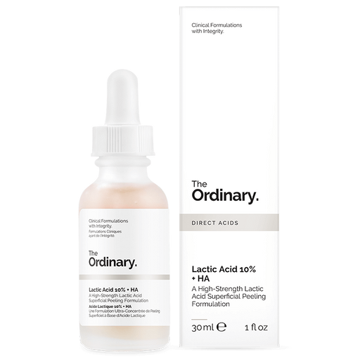 The Ordinary - Ácido láctico 10% + HA - KAFHER Skin Care