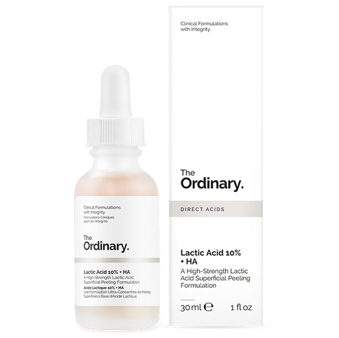 The Ordinary - Ácido láctico 10% + HA