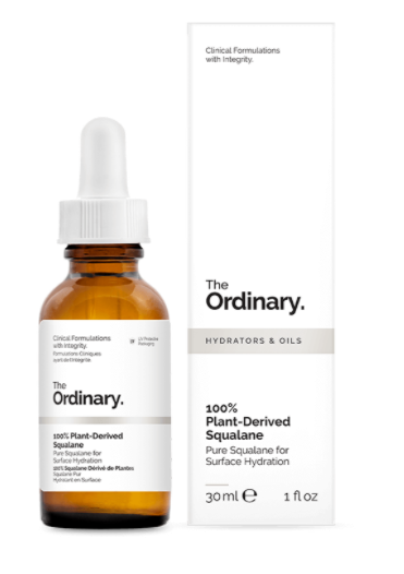 The Ordinary - Suero de Escualano 100% derivado de plantas - KAFHER Skin Care